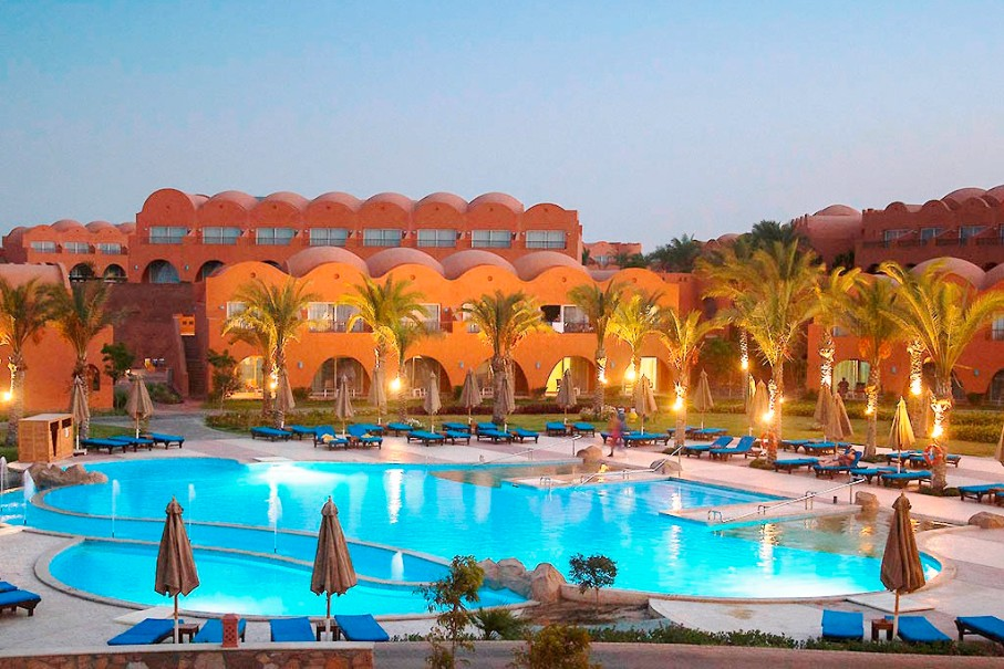Hotelový komplex Novotel Marsa Alam (fotografie 3)