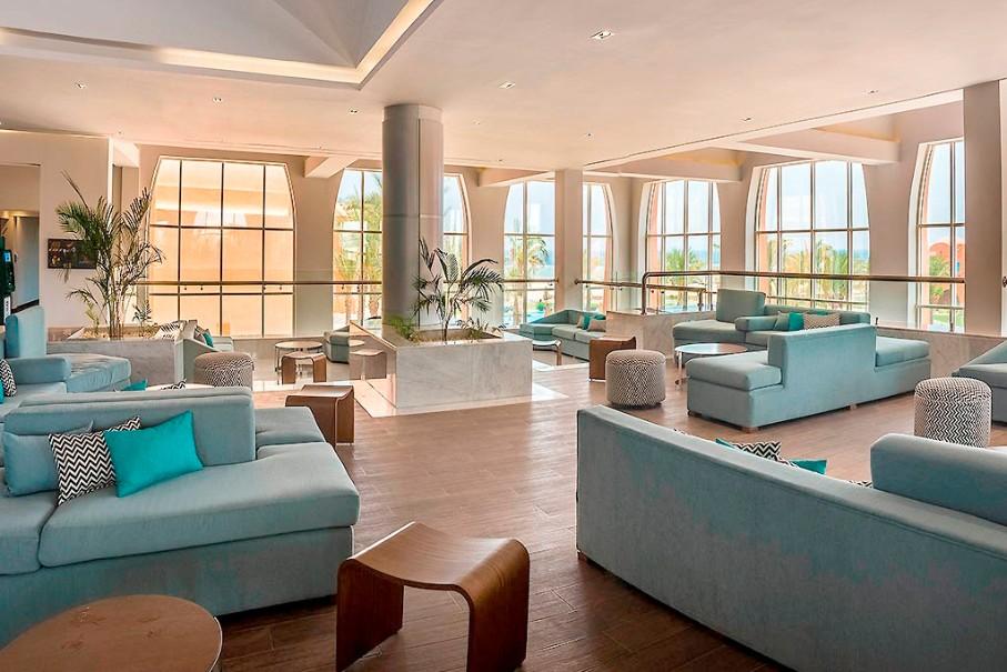 Hotelový komplex Novotel Marsa Alam (fotografie 4)