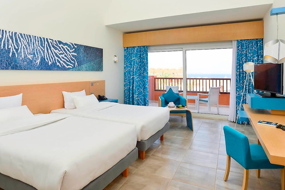 Hotelový komplex Novotel Marsa Alam (fotografie 5)