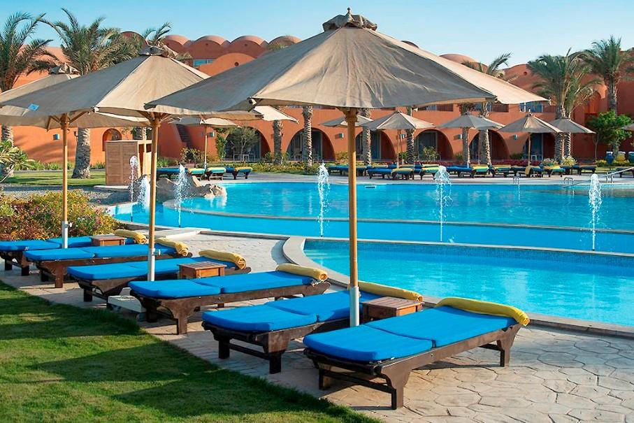 Hotelový komplex Novotel Marsa Alam (fotografie 11)