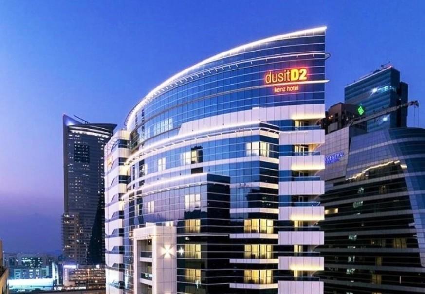 Dusit D2 Kenz Hotel Dubai (fotografie 12)
