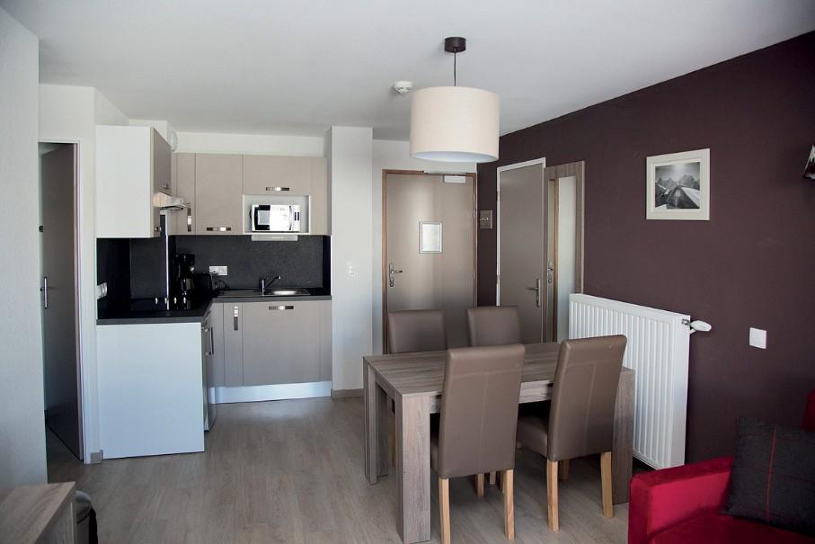 Residence Front De Neige (fotografie 2)