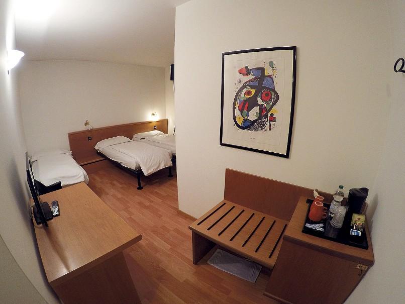 Garni Hotel Aprica (fotografie 14)