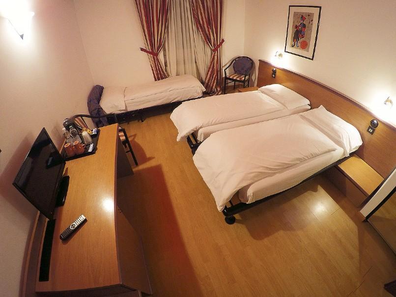 Garni Hotel Aprica (fotografie 16)