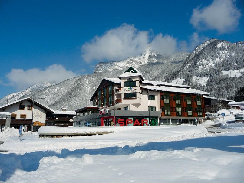 Aktiv Hotel Pension Klingler (fotografie 1)