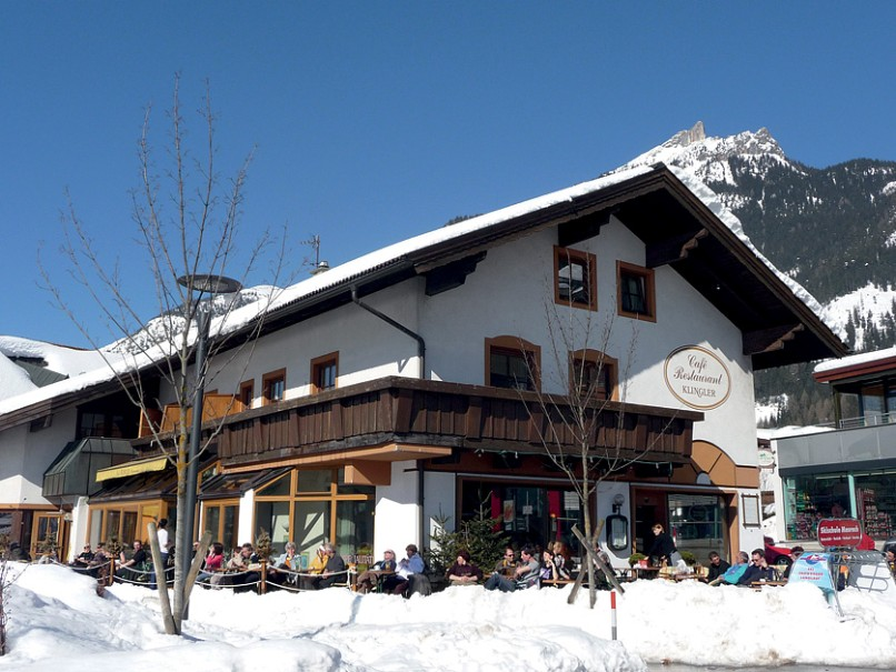 Aktiv Hotel Pension Klingler (fotografie 4)