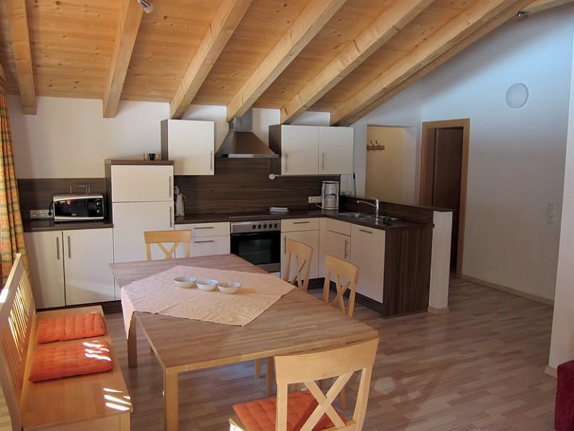 Apartmánový dům Fürstalm Gerlos (fotografie 2)
