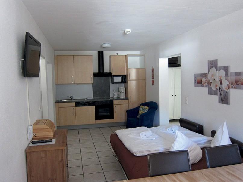 Apartmánový dům Fürstalm Gerlos (fotografie 5)