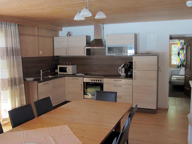 Apartmánový dům Fürstalm Gerlos (fotografie 13)