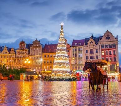 Adventní Wroclaw a vyhlášené trhy (hlavní fotografie)