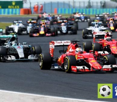Vstupenky na F1 - Velká cena Maďarska 2020 (hlavní fotografie)