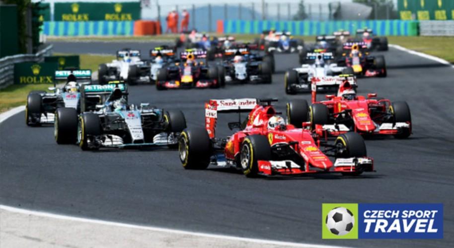 Vstupenky na F1 - Velká cena Maďarska 2020 (fotografie 1)