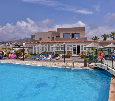 Hotel Kalia Beach (hlavní fotografie)