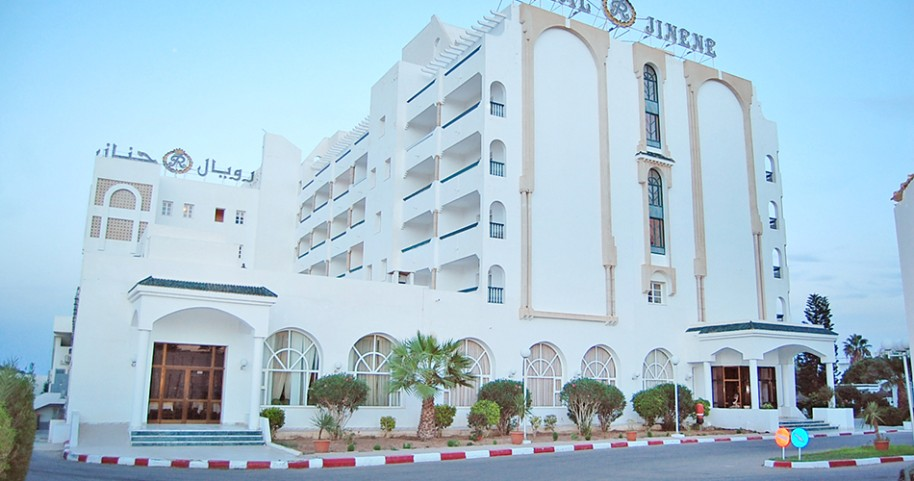 Hotel Royal Jinene (fotografie 5)