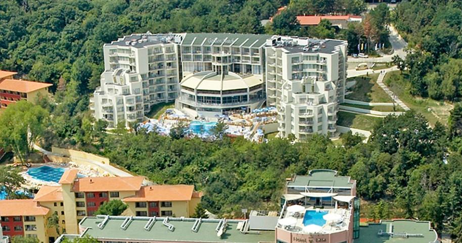 Hotel Park Hotel Golden Beach (fotografie 1)
