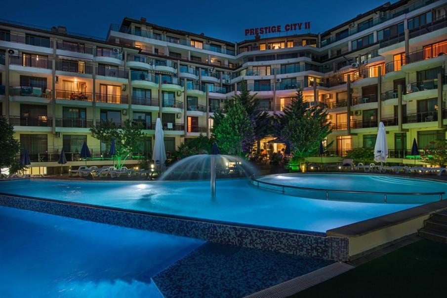 Hotel Prestige City II (fotografie 16)