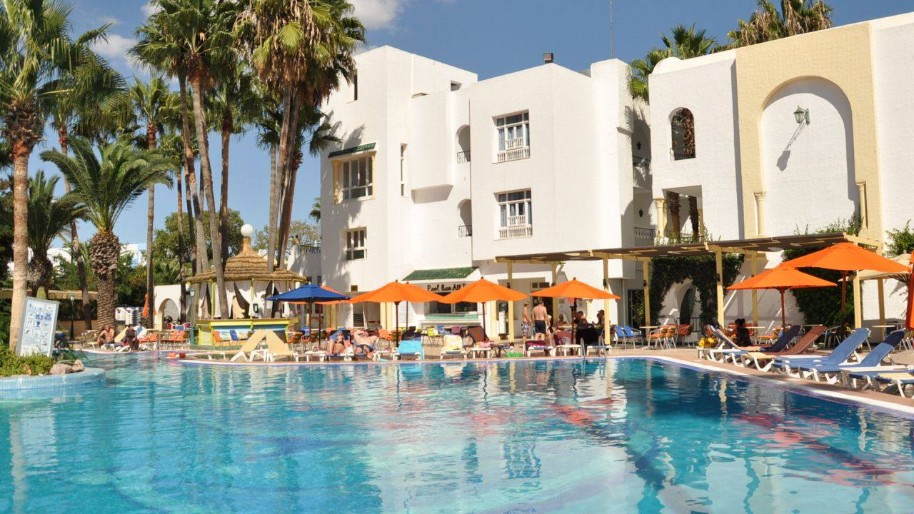 Hotel Nesrine (fotografie 14)