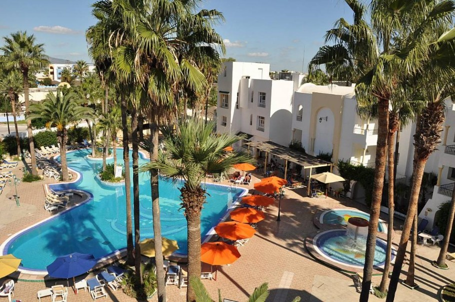 Hotel Nesrine (fotografie 17)