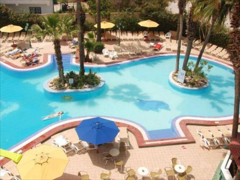 Hotel Nesrine (fotografie 13)