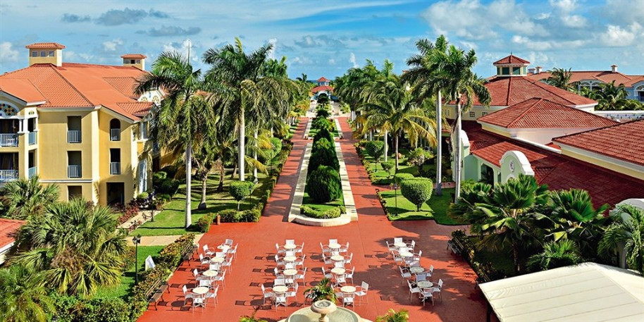 Hotelový komplex Iberostar Playa Alameda (fotografie 2)