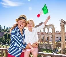 Za koupaním a poznáváním do Říma