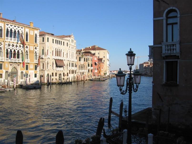 Romantický víkend v Benátkách (fotografie 4)
