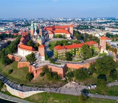 Velký okruh Polskem s dotykem Jantarové stezky