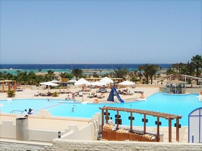 Hotelový komplex Coral Beach Hurghada Resort (fotografie 2)