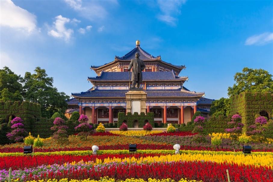 Klenoty velké Číny s návštěvou Hong Kongu (fotografie 1)