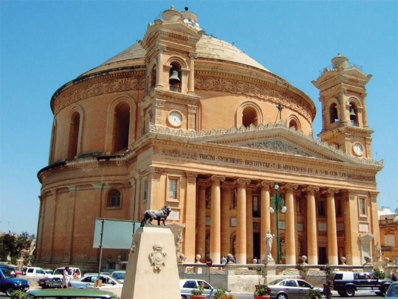 Nejhezčí místa Malty - hotel 4* (fotografie 11)