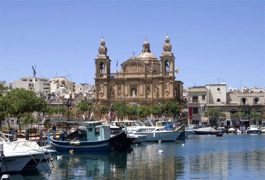 Nejhezčí místa Malty - hotel 3* (fotografie 11)