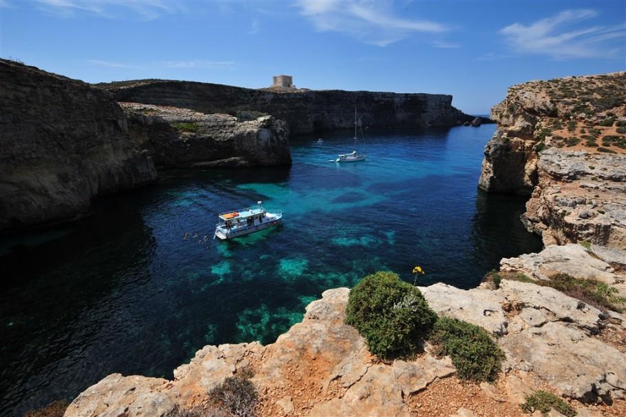 Nejhezčí místa Malty - hotel 4* (fotografie 7)