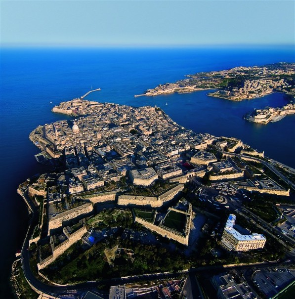 Nejhezčí místa Malty - hotel 3* (fotografie 20)