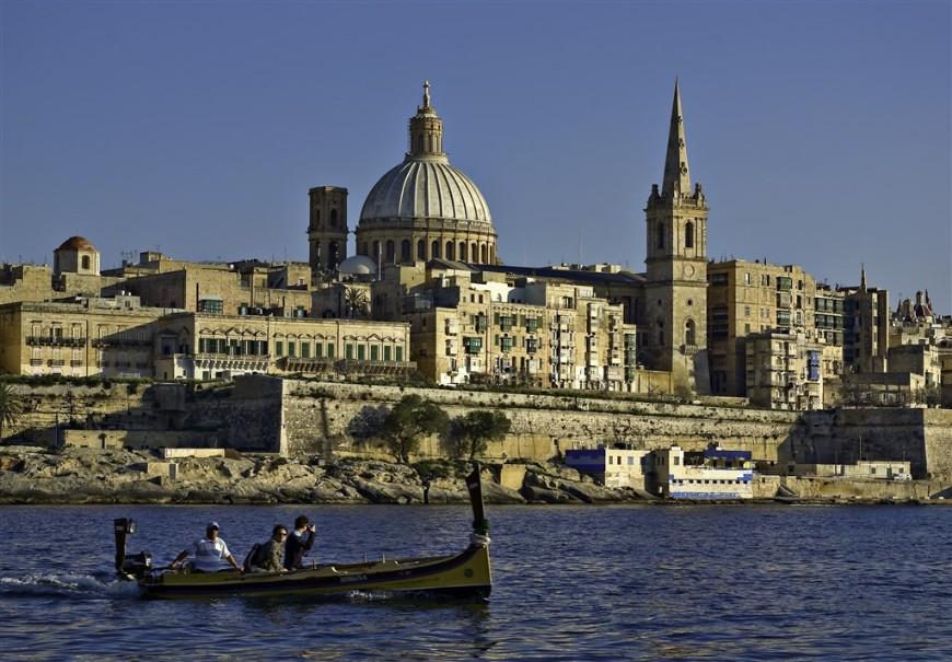 Nejhezčí místa Malty - hotel 3* (fotografie 21)
