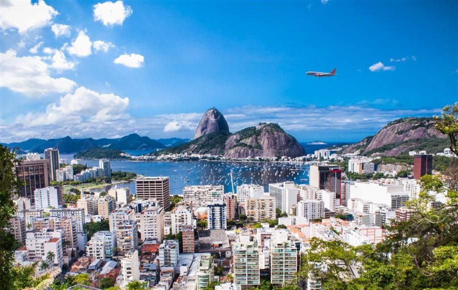Velký okruh Brazílií (fotografie 1)
