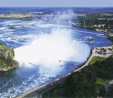 New York & Niagara: Okruh Východem Usa