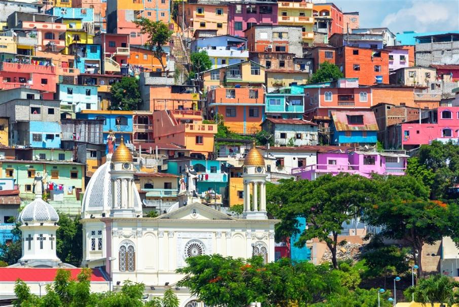Ekvádor - Země na rovníku (fotografie 2)