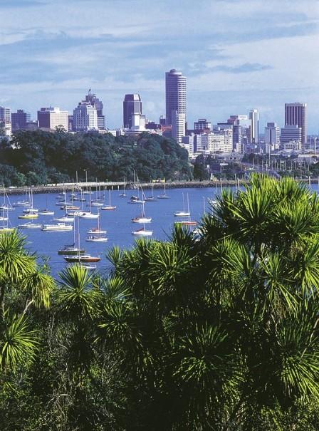 Austrálie - Nový Zéland (fotografie 1)