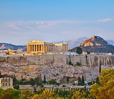 Atheny - prodlouzeny vikend