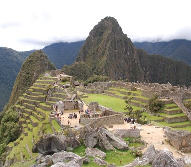 To nejlepší z Peru