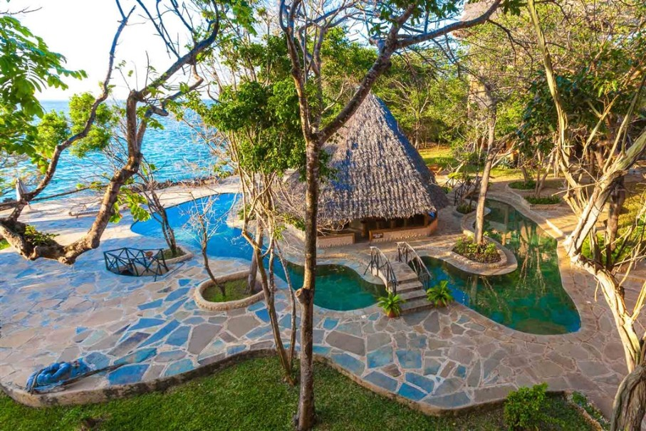 Hotel The Sands at Chale Island (fotografie 6)