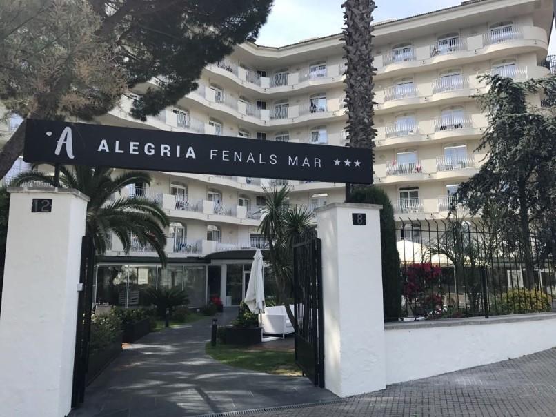 Hotel Alegria Fenals (fotografie 17)