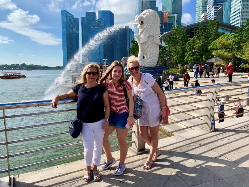 Singapur - perla Asie od A do Z (fotografie 37)
