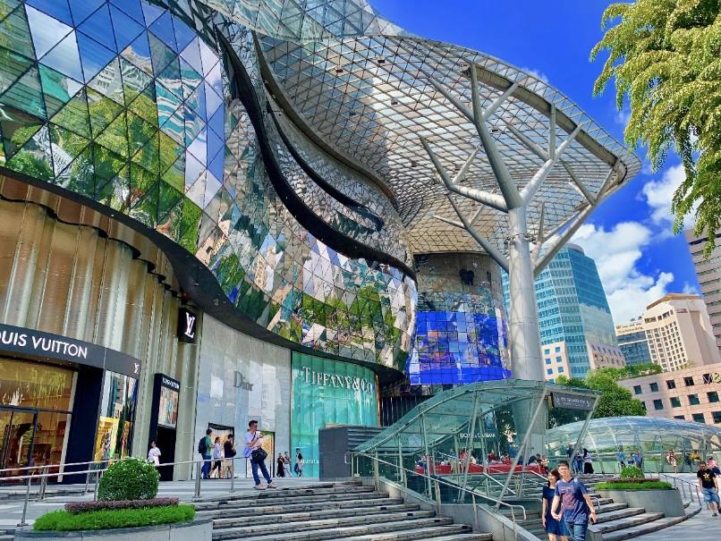 Singapur - perla Asie od A do Z (fotografie 65)