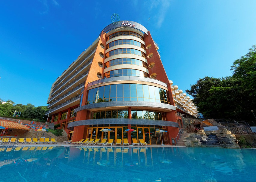 Hotel Atlas (fotografie 1)