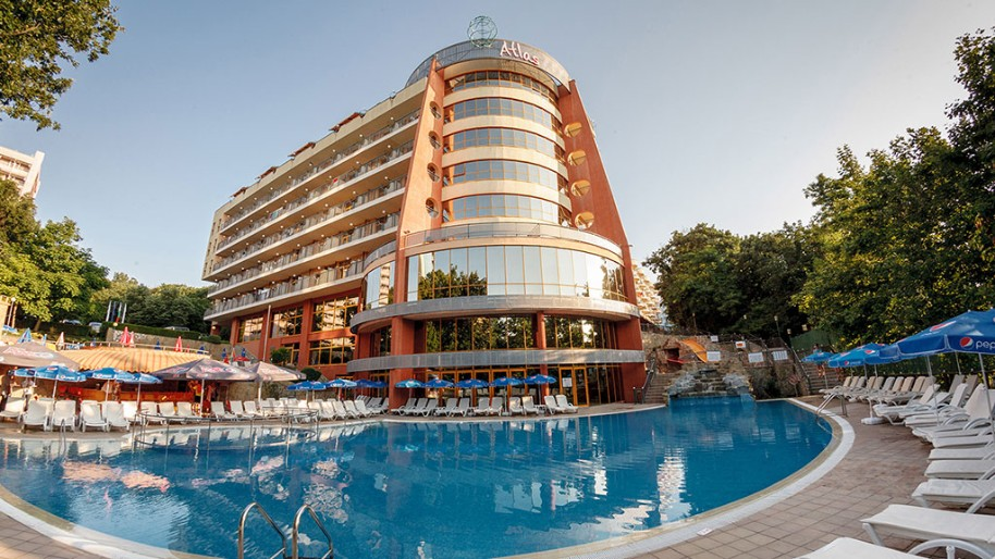 Hotel Atlas (fotografie 21)
