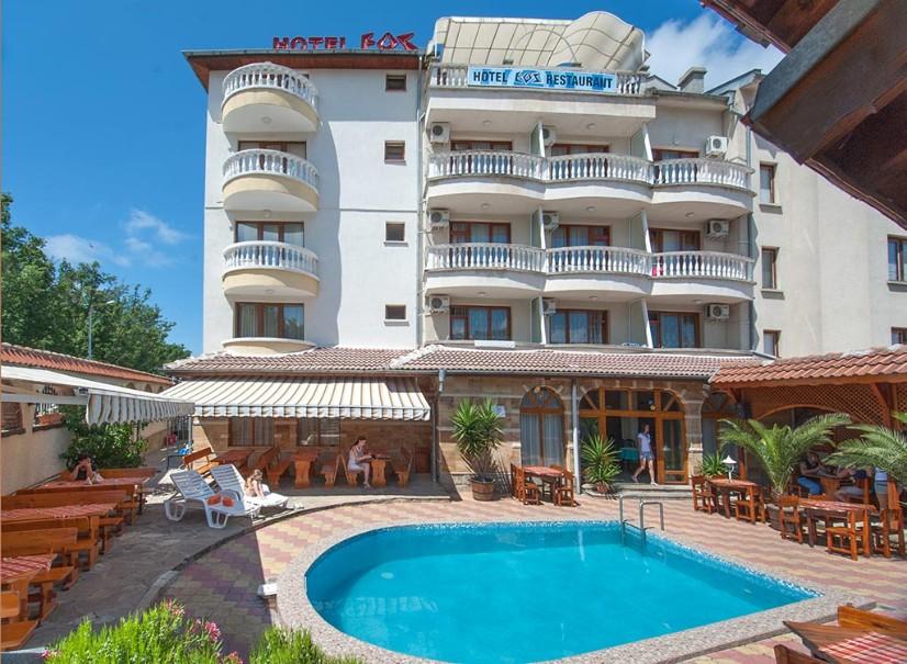 Hotelový komplex Eos (fotografie 1)