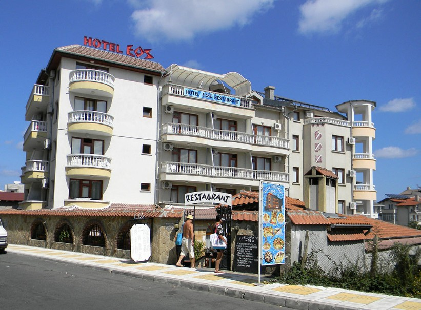 Hotelový komplex Eos (fotografie 3)