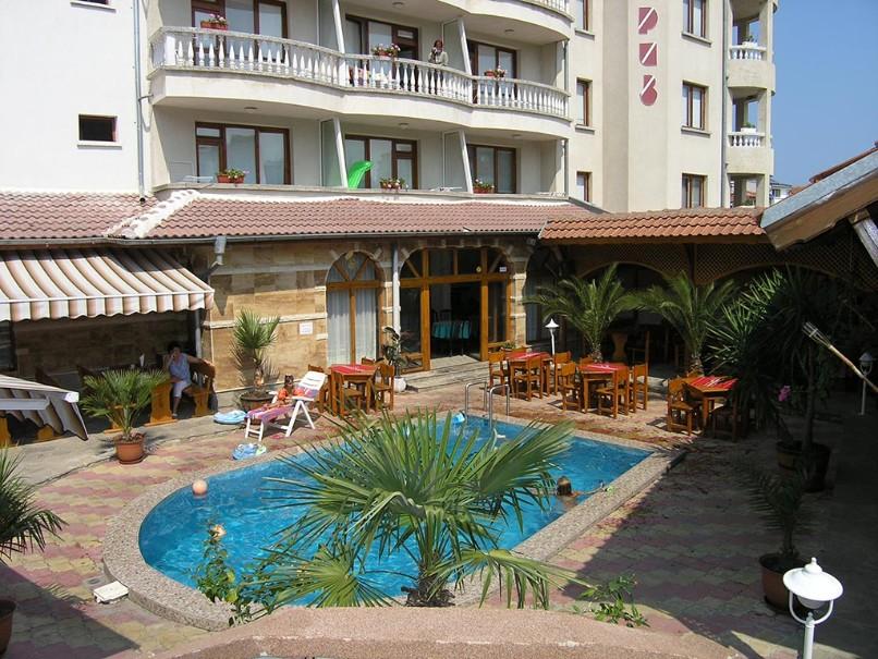 Hotelový komplex Eos (fotografie 4)