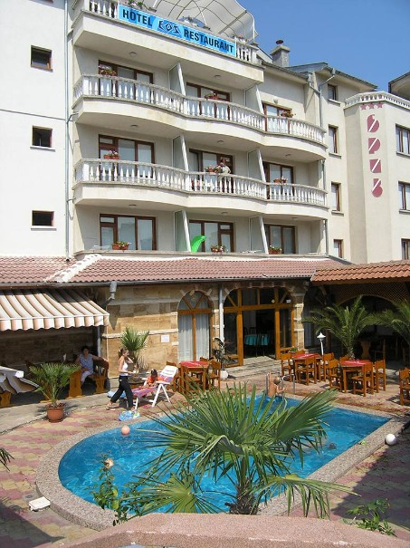 Hotelový komplex Eos (fotografie 19)
